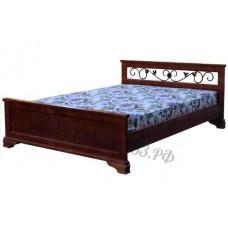 Кровать Лира ковка